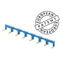 02218 - 1/2 8-полюсный шинный соединитель