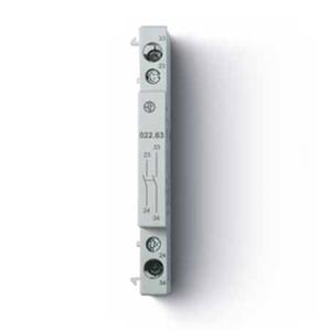 022.63 | 02263 - 1/2 Модуль дополнительных контактов