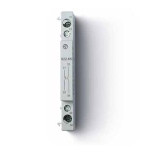 022.65 | 02265 - 1/2 Модуль дополнительных контактов