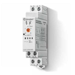 140182300000pas - 1/2 Модульный электронный лестничный таймер мультифункциональный