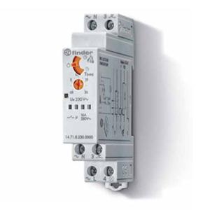 147182300000pas - 1/2 Модульный электронный лестничный таймер