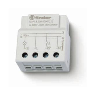 159182300000pas - 1/2 Электронный диммер для светодиодных ламп