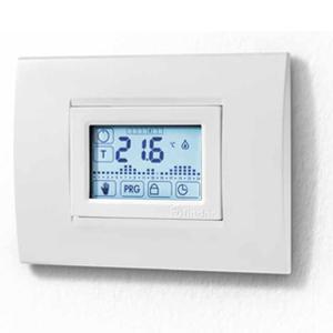 1c5190030007pas - 1/2 Комнатный цифровой термостат с недельным таймером