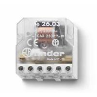 260380120000 - 1/2 Шаговое электромеханическое реле