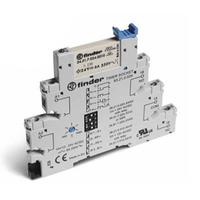 382100120060 - 1/1 Интерфейсный модуль, электромеханическое реле с таймером