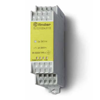 7S.12.8.120.5110 | 7s1281205110 - 1/1 Модульное электромеханическое реле безопасности
