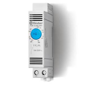 7t8100002303pas - 1/1 Щитовой термостат для включения охлаждения