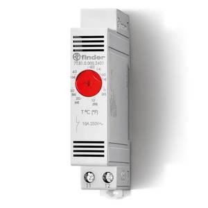 7t8100002403pas - 1/1 Щитовой термостат для включения обогрева