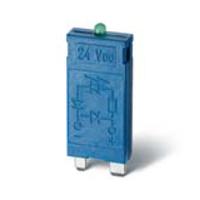 9901002408 - 1/1 Модуль индикации и защиты