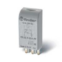 9902002409 - 1/1 Модуль индикации и защиты
