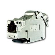 2CKA000230A0414 - Модуль/разъём универсальный, 8 полюсов, RJ45, категория 6а ISO, экранированный, до 500 МГц