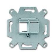 2CKA000230A0395 - Адаптер монтажный для скрытой установки на 2 модуля 0219