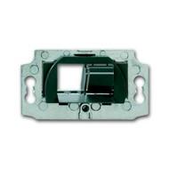2CKA000230A0396 - Адаптер монтажный для установки в кабель-каналы на 2 модуля 0219