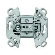 2CKA000230A0380 - Механизм TV-R розетки, тупиковая