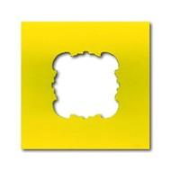 2CKA000239A0061 - Накладка перфорированная 45мм, цвет желтый