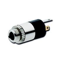2CKA000230A0462 - Разъём TRS, mini-jack 3.5 мм, аудио, хромированный