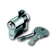 2CKA000470A0013 - Замок для индивидального ключа с 3-мя ключами