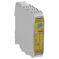 1SAT116000R1011 - Пускатель гибридный реверсивный 0.6-ROLE с защитой от перегрузки 0,075А...0,6 А с функцией аварийной остановки