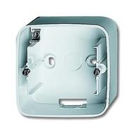 2CKA001799A0978 - Коробка для открытого монтажа, 1 пост, серия Reflex SI, цвет альпийский белый