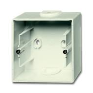 2CKA001799A0896 - Коробка для открытого монтажа, 1 пост, серия future, цвет слоновая кость