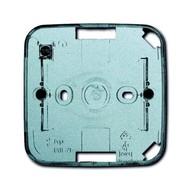 2CKA001799A0905 - Коробка для открытого монтажа, 1 пост, серия future, цвет серебристо-алюминиевый