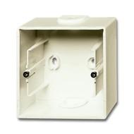2CKA001799A0968 - Коробка для открытого монтажа, 1-постовая, серия Basic 55, цвет chalet-white