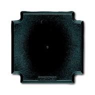 2CKA001764A0224 - 1710 Цоколь для монтажной коробки скрытой установки 1705 U-101, для неиспользуемой центральной вставки