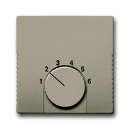 2CKA001710A3930 - Плата центральная (накладка) для терморегулятора 1094 U, 1097 U, серия Basic 55, цвет шампань