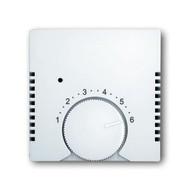 2CKA001710A3866 - Накладка (центральная плата) для терморегулятора 1094 U, 1097 U, Basic 55, альпийский белый