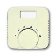 2CKA001710A3682 - Накладка для механизма терморегулятора (термостата) 1094 UTA, 1097 UTA, серия reflex, цвет слоновая кость