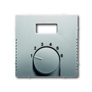 2CKA001710A3761 - Накладка для механизма терморегулятора (термостата) 1094 UTA, 1097 UTA, серия Pure сталь