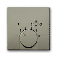 2CKA001710A3931 - Плата центральная (накладка) для терморегулятора 1095 U/UF-507, 1096 U, серия Basic 55, цвет шампань