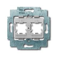 2CKA001753A8057 - Суппорт для 2 раз.Panduit,с серым.цок.
