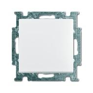 2CKA001012A2139 - Выключатель с клавишей, 1 полюс, альпийский белый