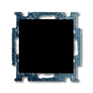 2CKA001012A2174 - Механизм 1-клавишного, 1-полюсного выключателя с клавишей, серия Basic 55, цвет chateau-black