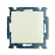 2CKA001012A2184 - Механизм 1-клавишного, 1-полюсного выключателя с клавишей, серия Basic 55, цвет chalet-white