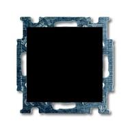 2CKA001012A2181 - Механизм 2-клавишного, 1-полюсного переключателя с клавишей, серия Basic 55, цвет chateau-black