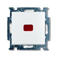 2CKA001012A2143 - Выключатель с клавишей, переключатель с N-клеммой, альпийский белый