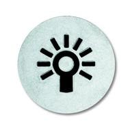 """2CKA001714A0295 - Самоклеющийся прозрачный символ """"СВЕТ"""""""