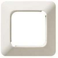 2511 - Рамка 1-постовая, серия Jussi, белый