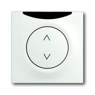 2CKA006020A1406 - ИК-приёмник с маркировкой для 6953 U, 6411 U, 6411 U/S, 6550 U-10x, 6402 U, серия impuls, цвет белый бархат