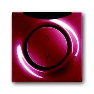 2CKA006020A1391 - ИК-приёмник с маркировкой для 6953 U, 6411 U, 6411 U/S, 6550 U-10x, 6402 U, серия impuls, цвет бордо/ежевика