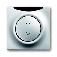 2CKA006020A1386 - ИК-приёмник с маркировкой для 6953 U, 6411 U, 6411 U/S, 6550 U-10x, 6402 U, серия impuls, цвет серебристый металлик