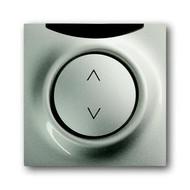 2CKA006020A0606 - ИК-приёмник с маркировкой для 6953 U, 6411 U, 6411 U/S, 6550 U-10x, 6402 U, серия impuls, цвет шампань-металлик