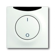 2CKA006020A1408 - ИК-приёмник с маркировкой I/O для 6401 U-10x, 6402 U, серия impuls, цвет альпийский белый бархат