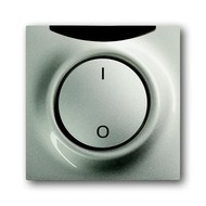 """2CKA006020A0986 - ИК-приёмник с маркировкой """"I/O"""" для 6401 U-10x, 6402 U, серия impuls, цвет шампань-металлик"""