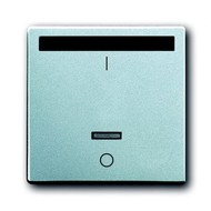 """2CKA006020A1384 - ИК-приёмник с маркировкой """"I/O"""" для 6401 U-10x, 6402 U, серия solo/future, цвет серебристо-алюминиевый"""