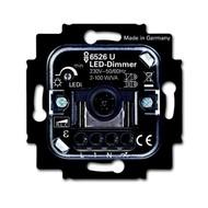 2CKA006512A0323 - Механизм светорегулятора LED, клавишный, 2-100 Вт/ВА