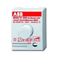 2CKA006590A0183 - 6543/11-500 Накладка поворотного светорегулятора