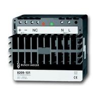 2CKA008200A0106 - Источник питания дополнительный, с функцией центрального источника питания, MDRC